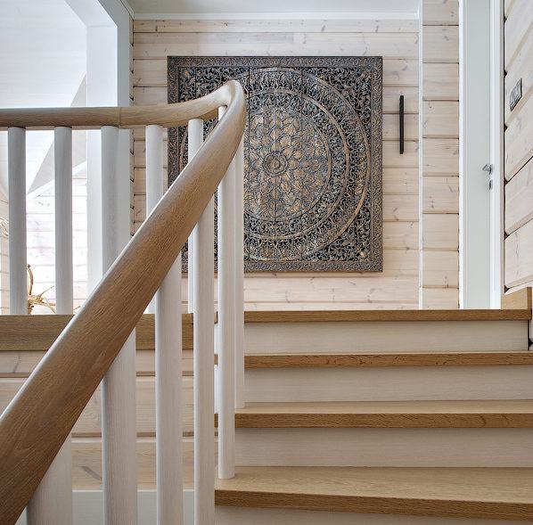 лестница в доме Taikka