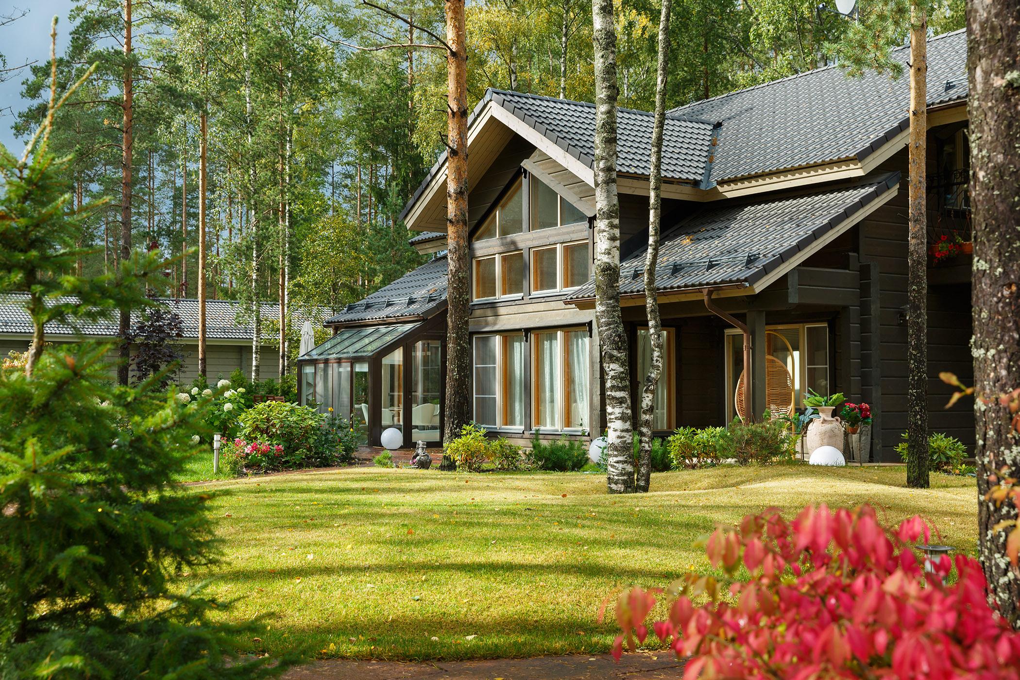 Дом в коттеджном поселке «Медное озеро — 2» от HONKA