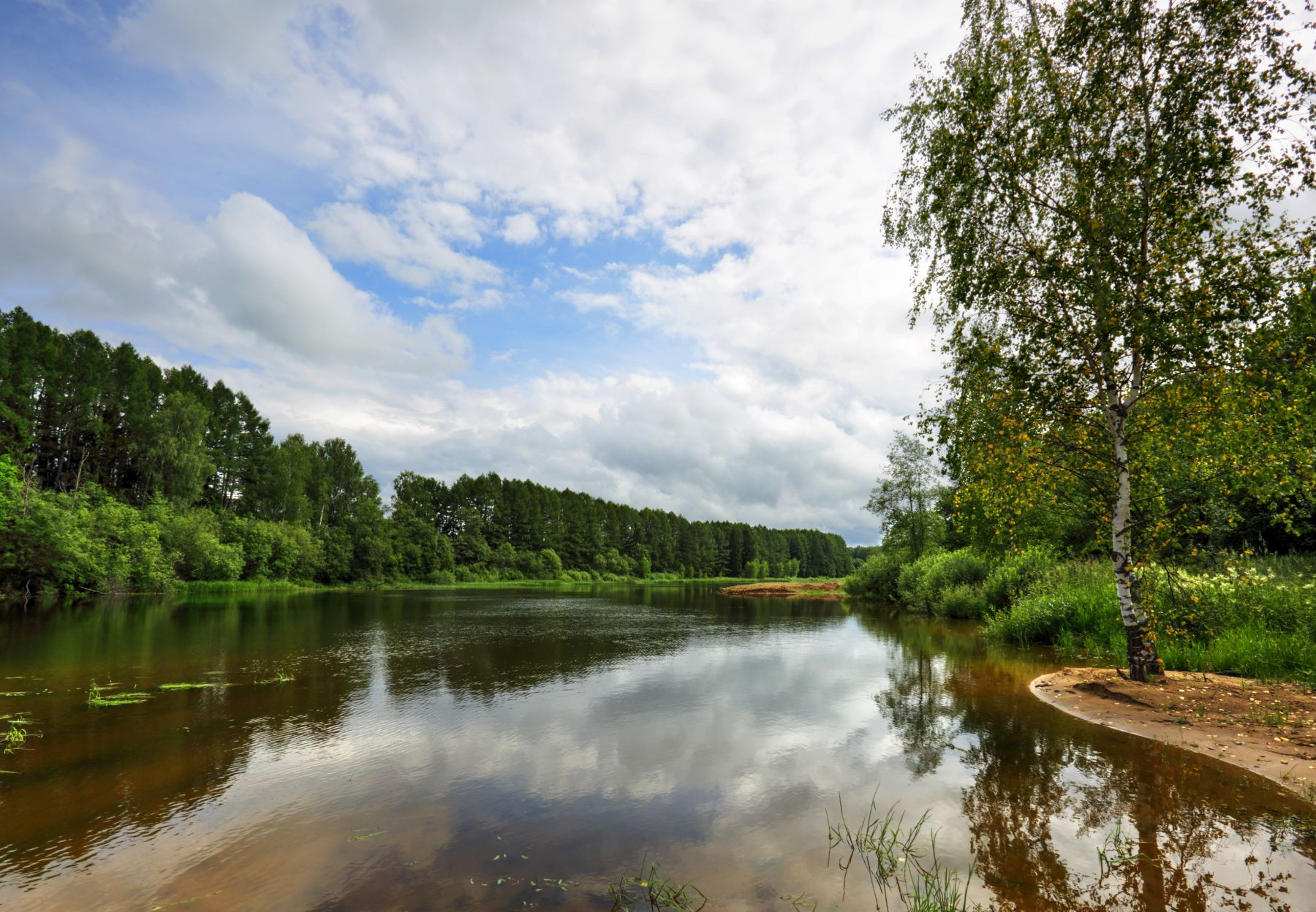 Финский поселок премиум-класса «Берег HONKA»