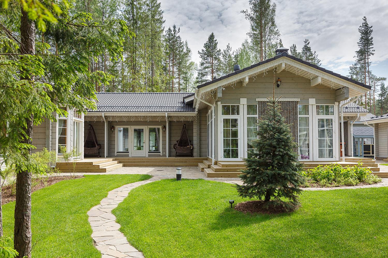 процессе деревянные дома хонка фото сути, приворот самое