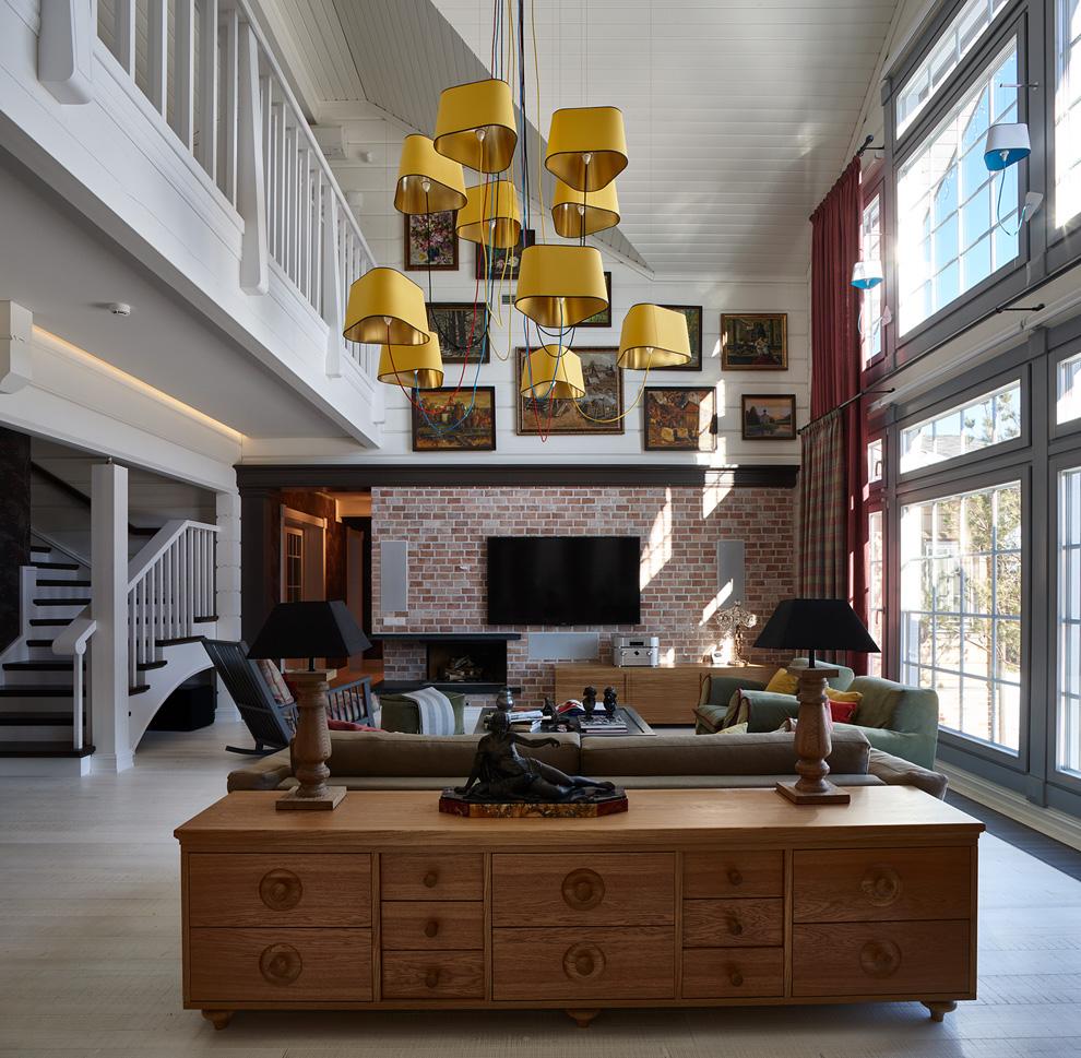 Строительство деревянного дома Laulu по финской технологии