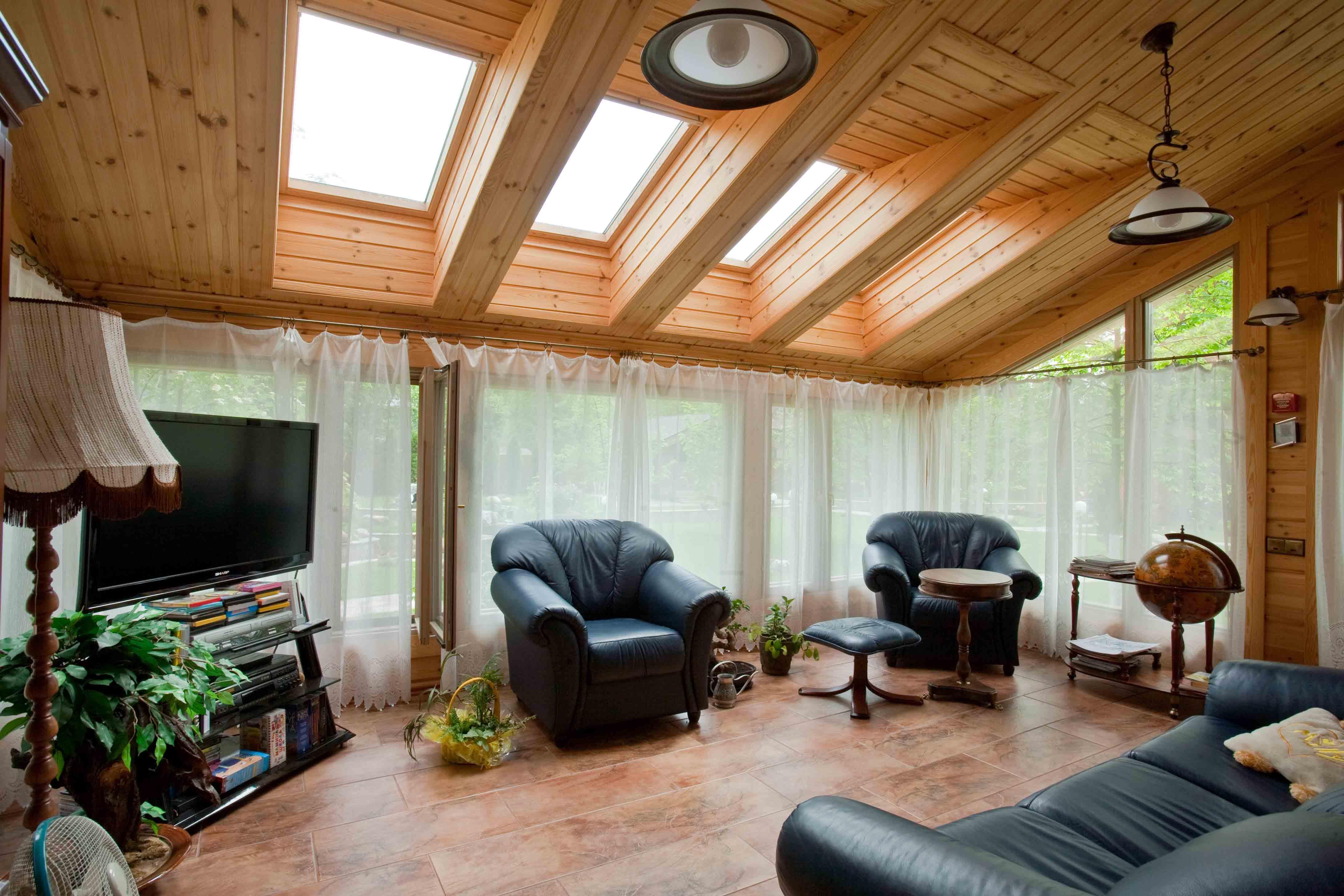 Строительство деревянных домов. Проект финского дома Syreeni