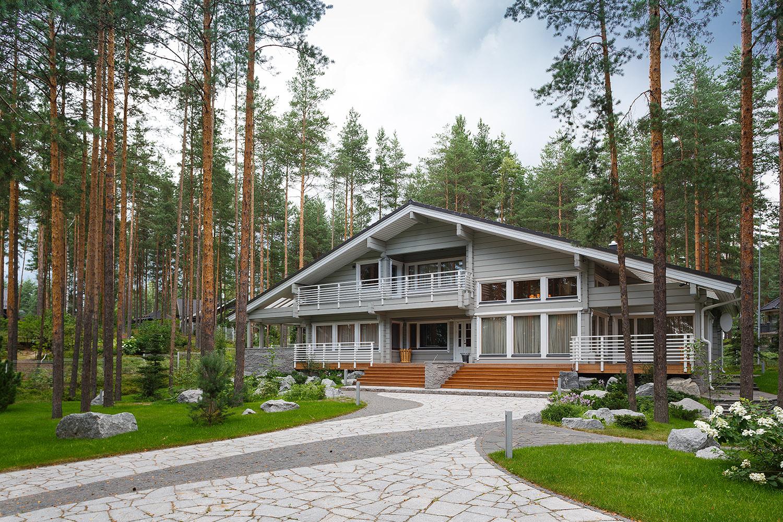 деревянные дома хонка фото такой