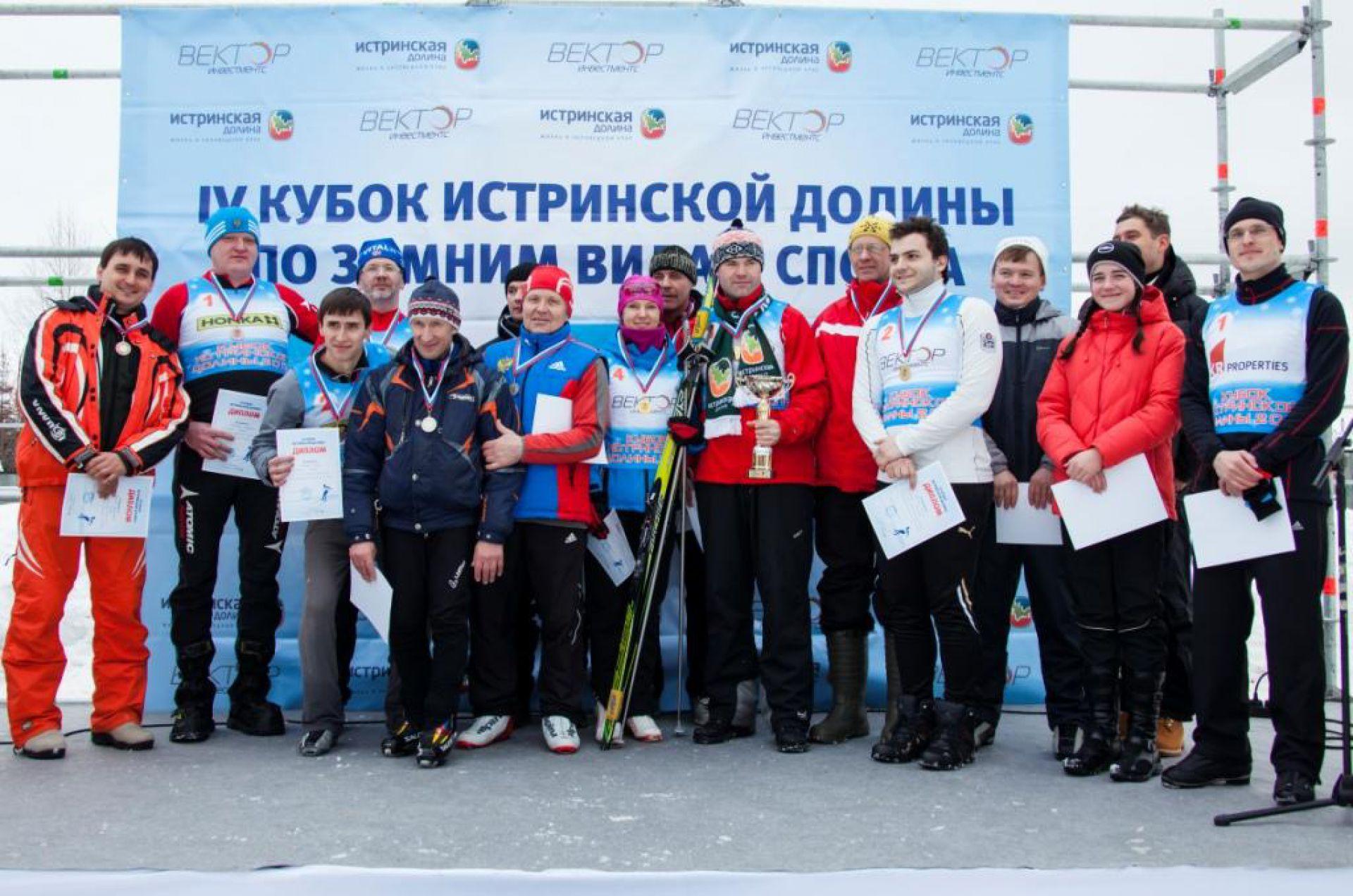 HONKA поддержала Кубок Истринской долины