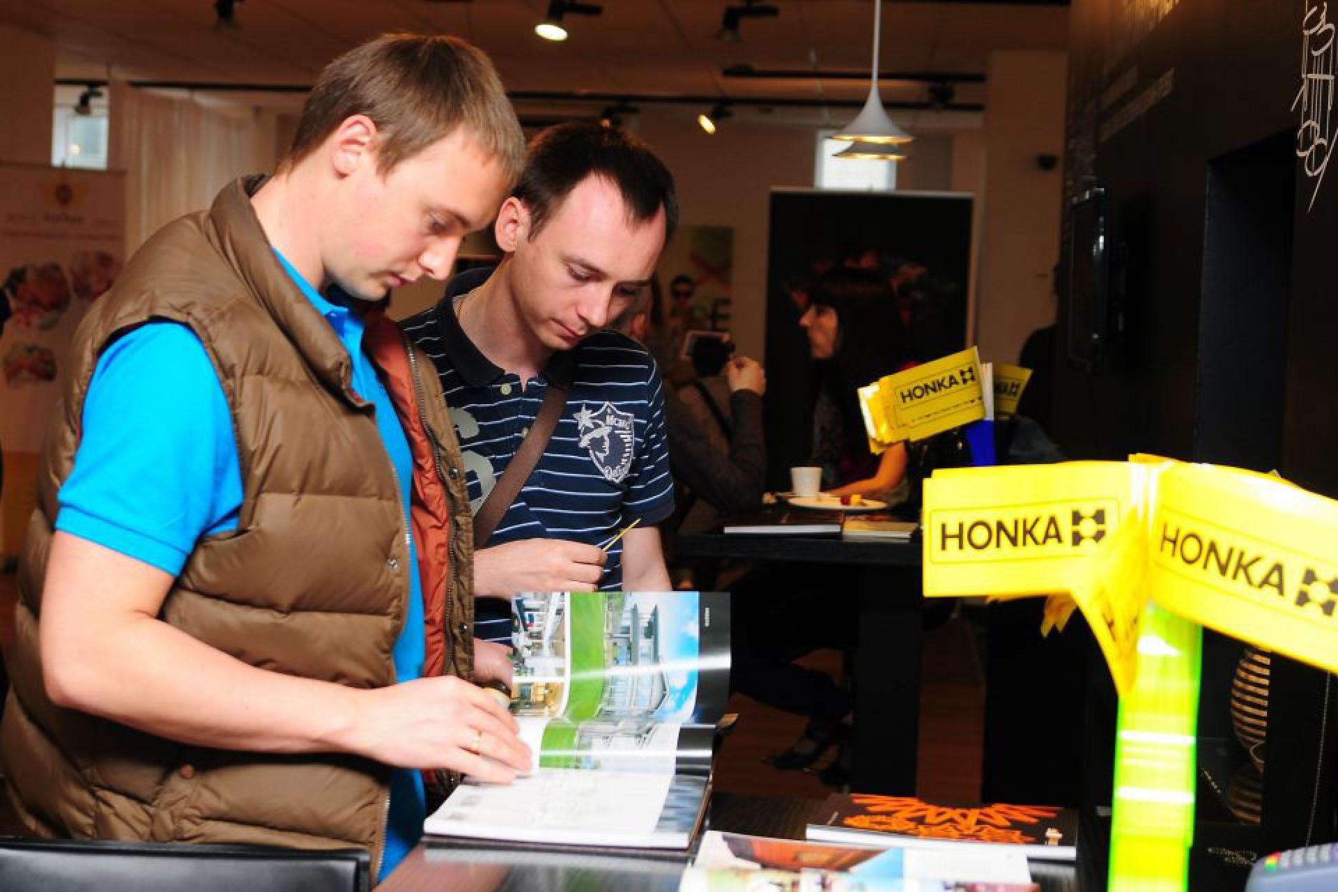 Московский салон партнера HONKA признан лучшим в мире