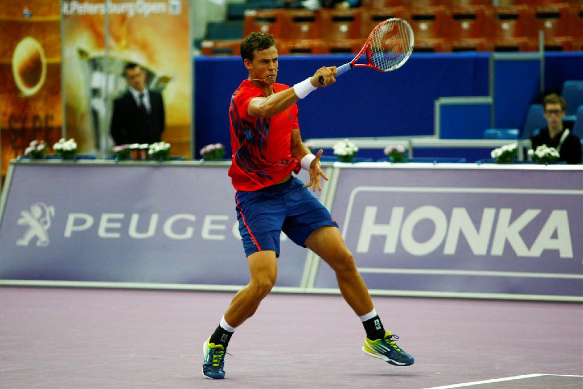 HONKA приглашает на St.Petersburg Open 2013