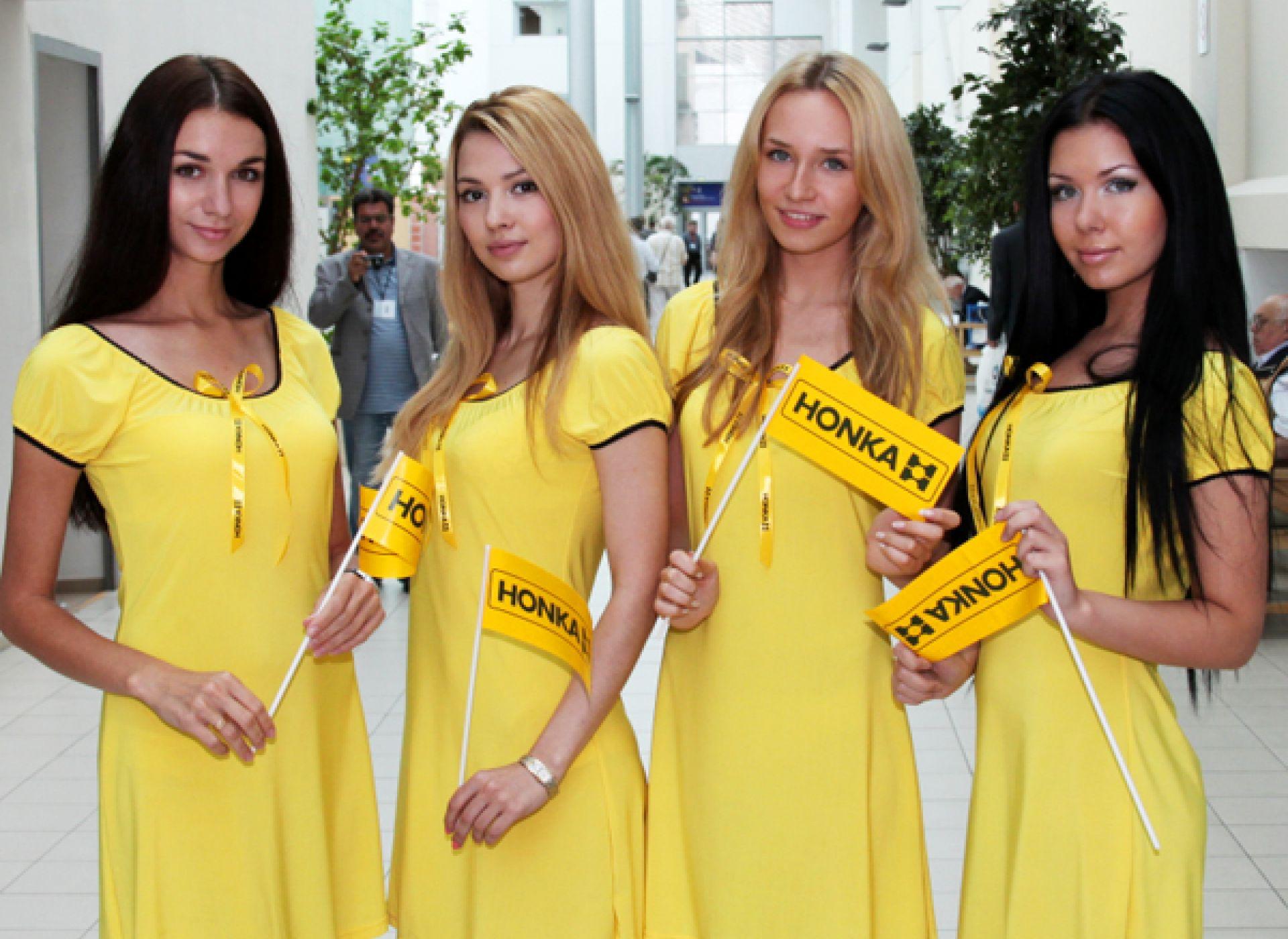 HONKA на выставке «НЕФТЬ И ГАЗ 2011/MIOGE-2011»