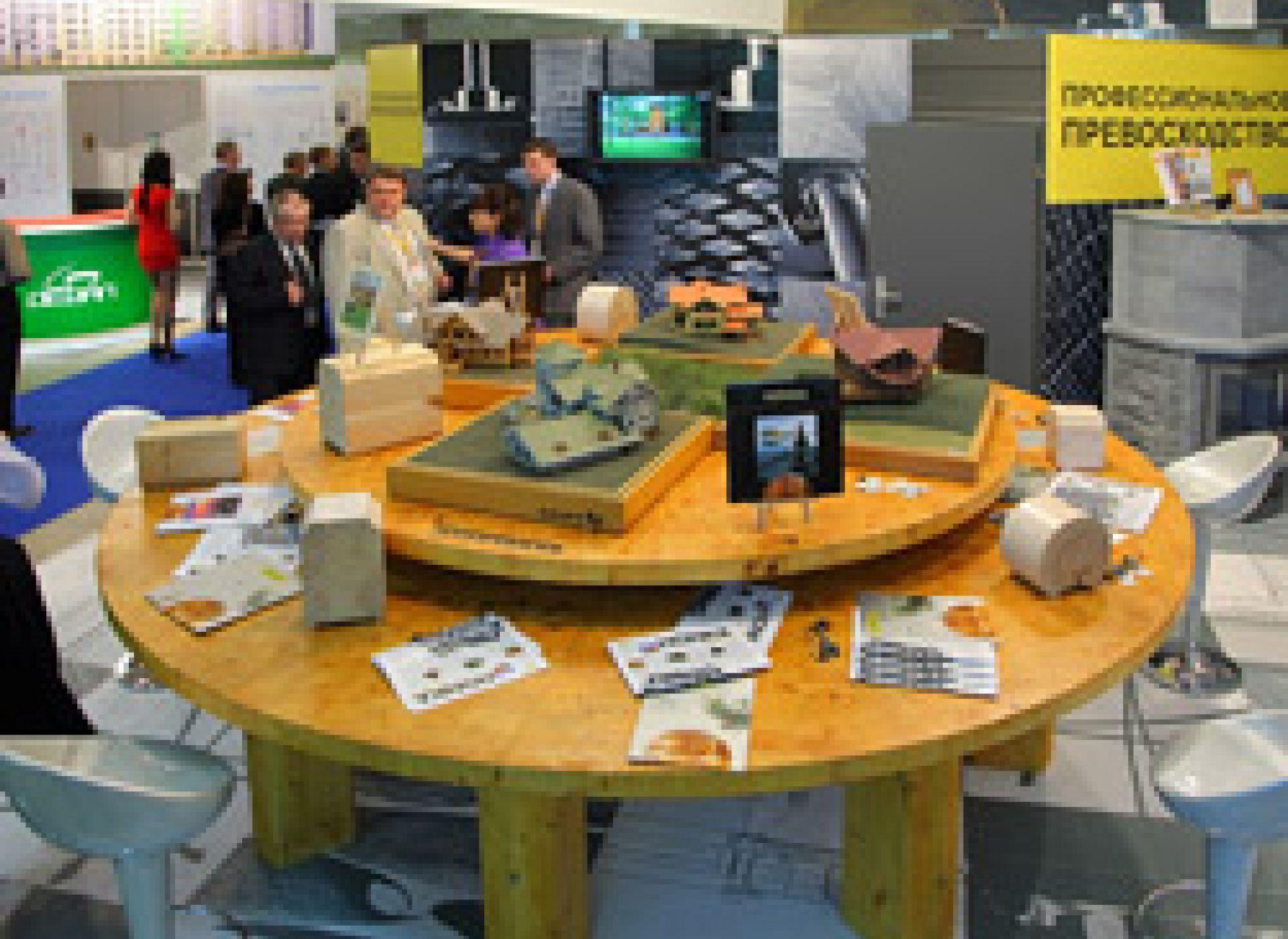 Выставка «Строительный комплекс регионов России» в Перми