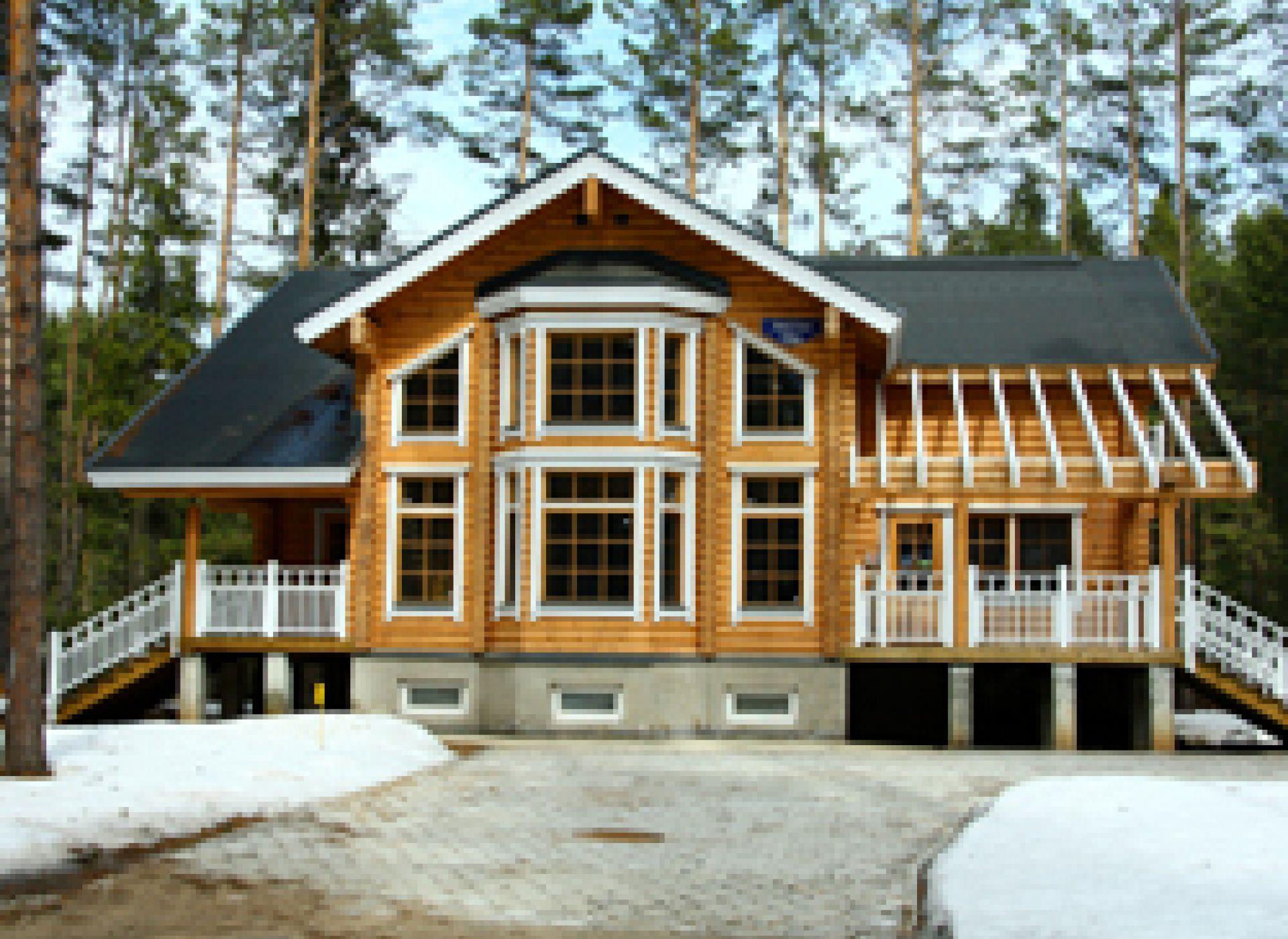 Компания HONKA вышла на финишную прямую в реализации элитного коттеджного поселка «Деревня Демидково» в Пермской области.
