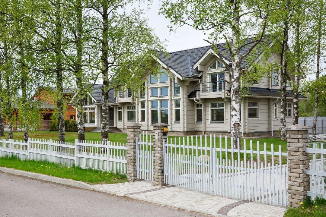 Дом HONKA в Токсово