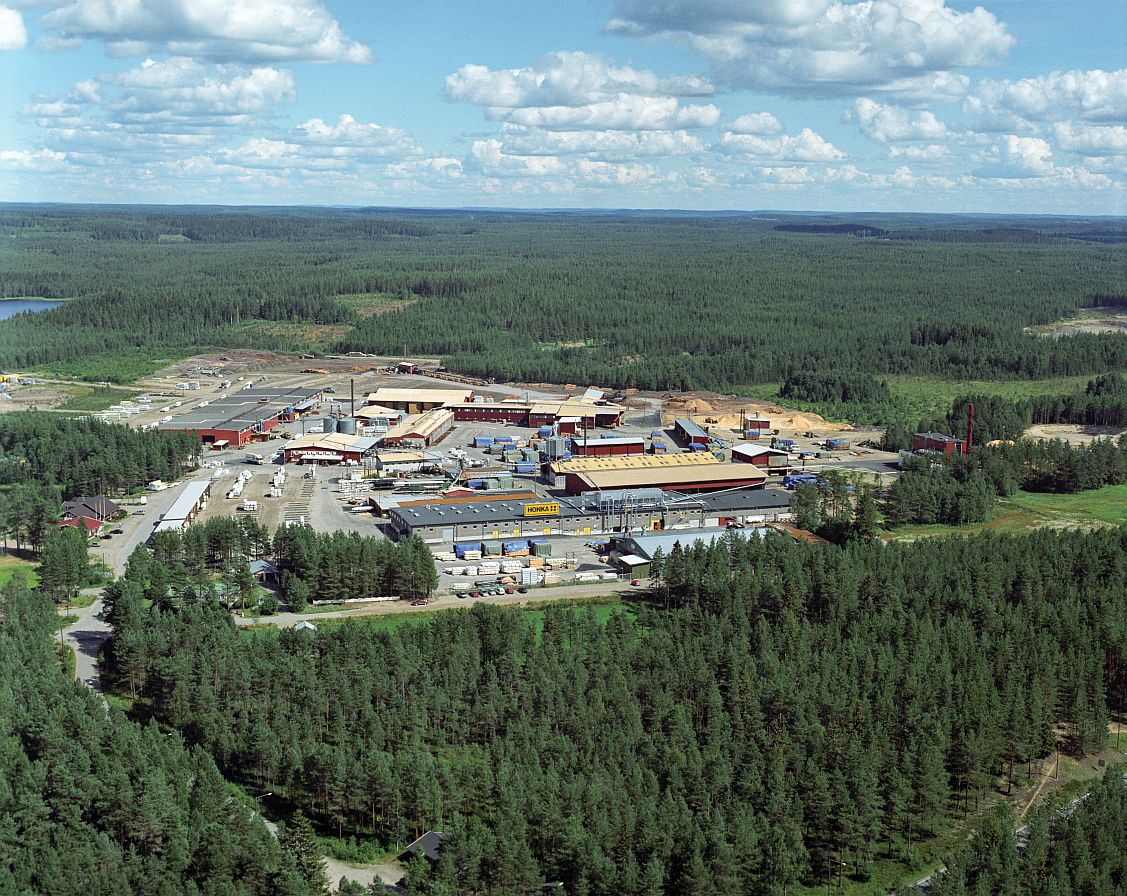 Производство финских домов HONKA