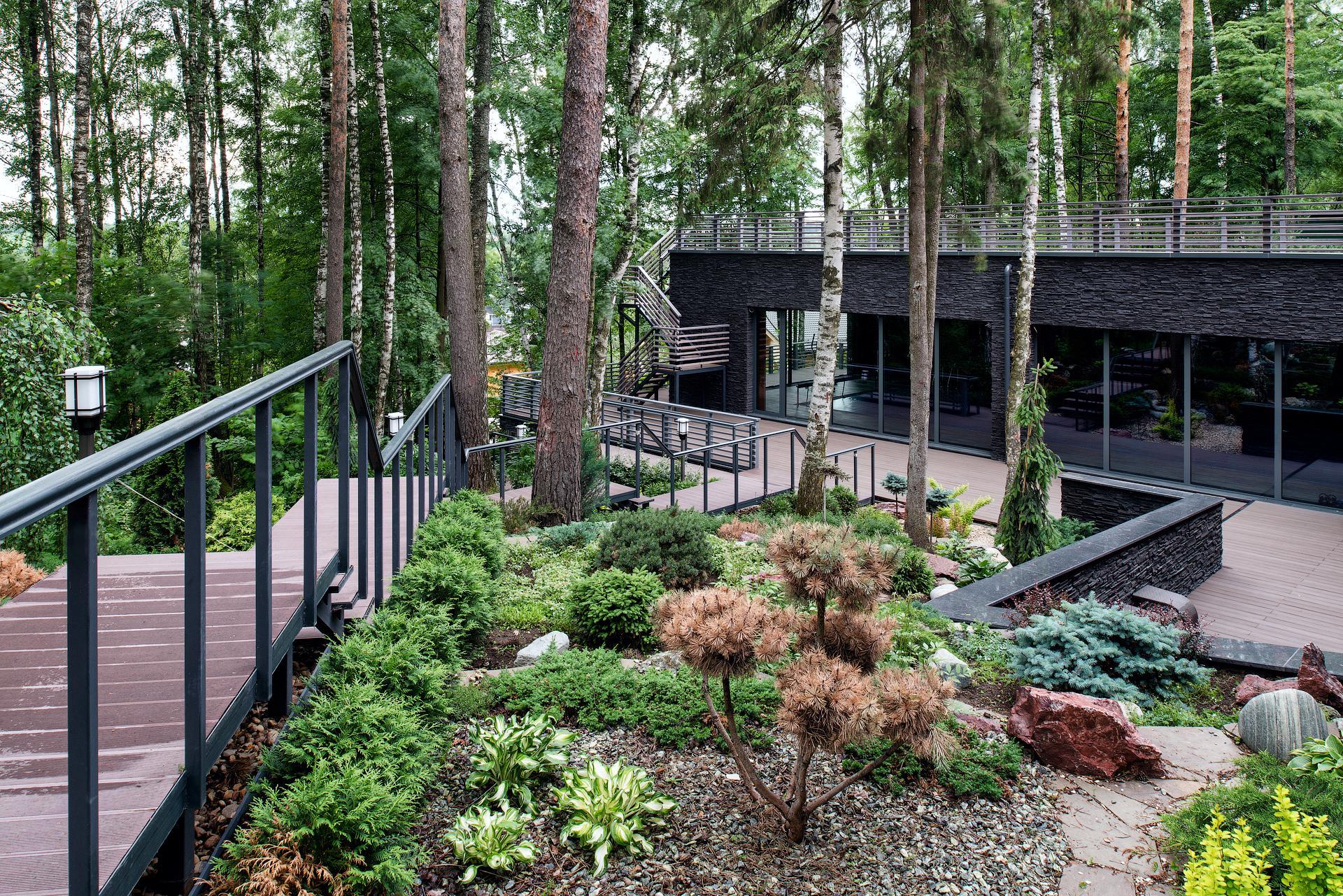 Дом из настоящего финского бруса