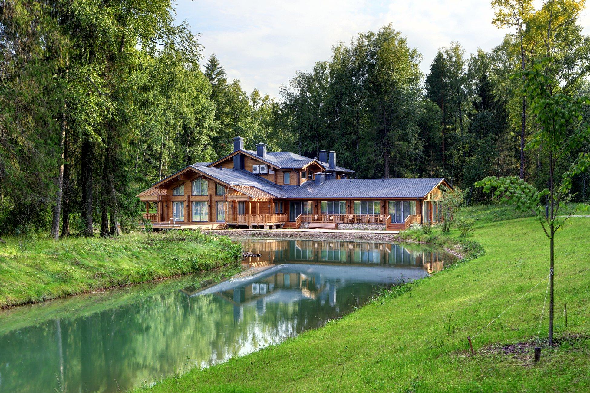 Компания HONKA объявила о старте масштабного проекта – строительстве базы отдыха в Астраханской области