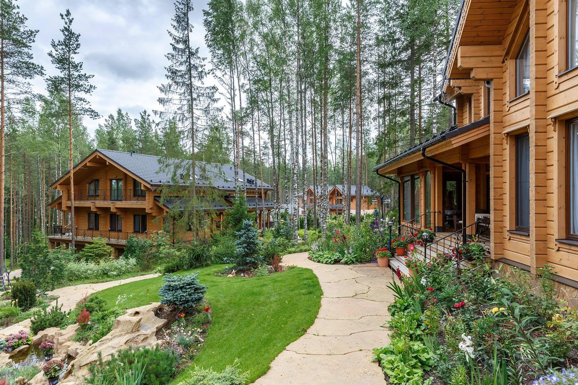 Посёлки Медное озеро – 2» и HONKANOVA Concept Residence стали победителями конкурса «Лидер строительного качества».