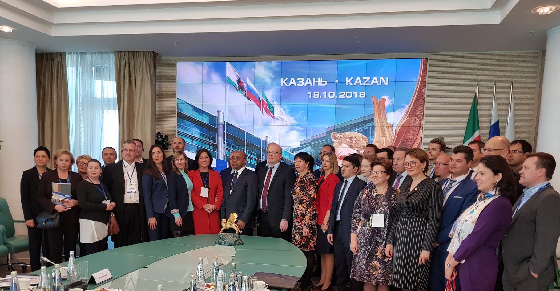 HONKA приняла участие в мероприятии Finnish Business в Казани