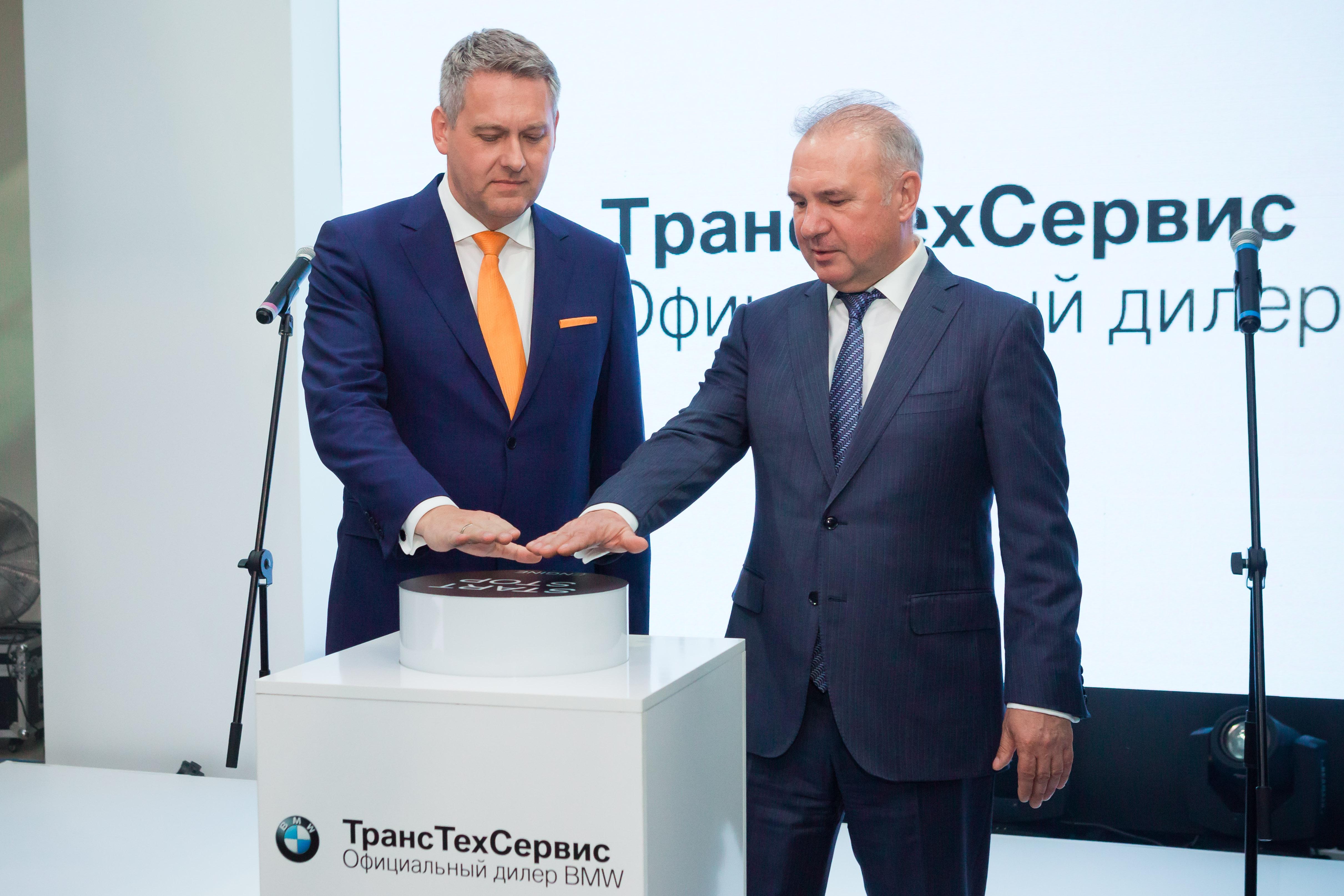 HONKA приняла участие в открытии автосалона BMW в Казани