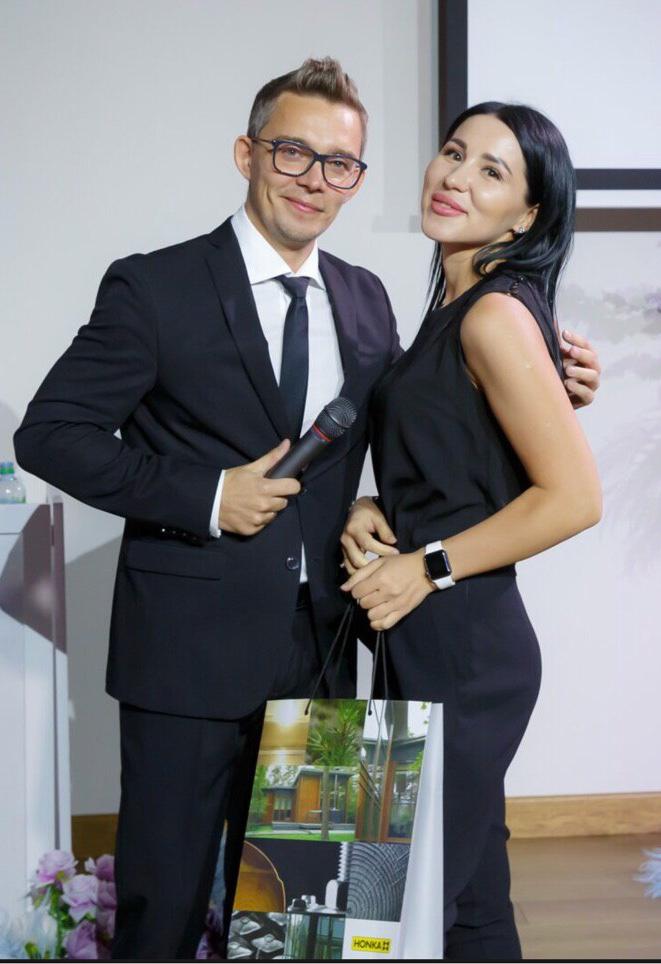 Показ ART FASHION в LUCIANO HOTEL & SPA прошел при участии HONKA
