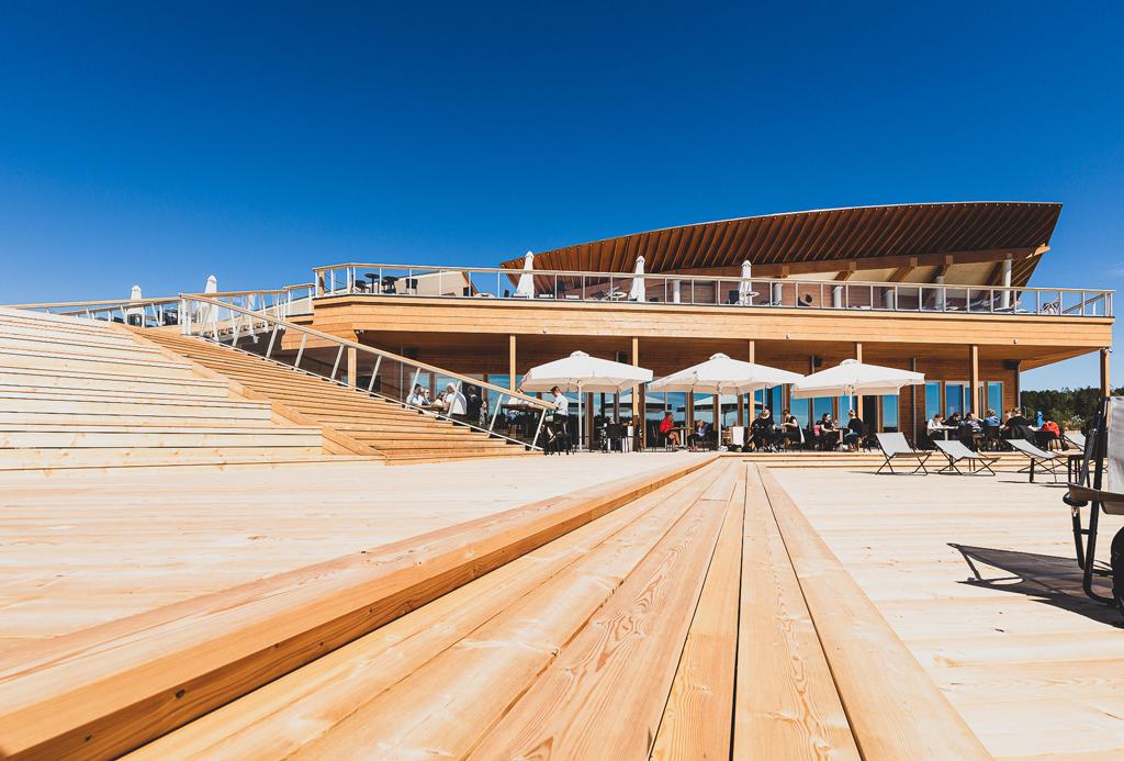 Новый объект HONKA — центр отдыха «Саана» открыт для посетителей