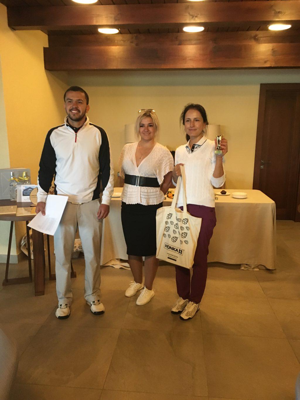 HONKA партнёр гольф-турнира в «Свияжских холмах» г. Казань