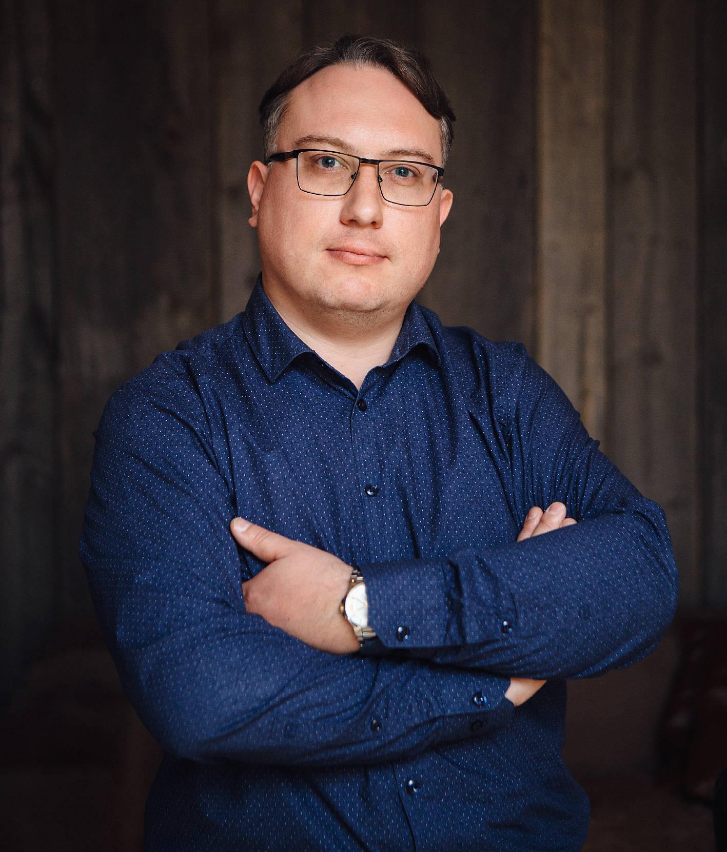 Андрей Смывин