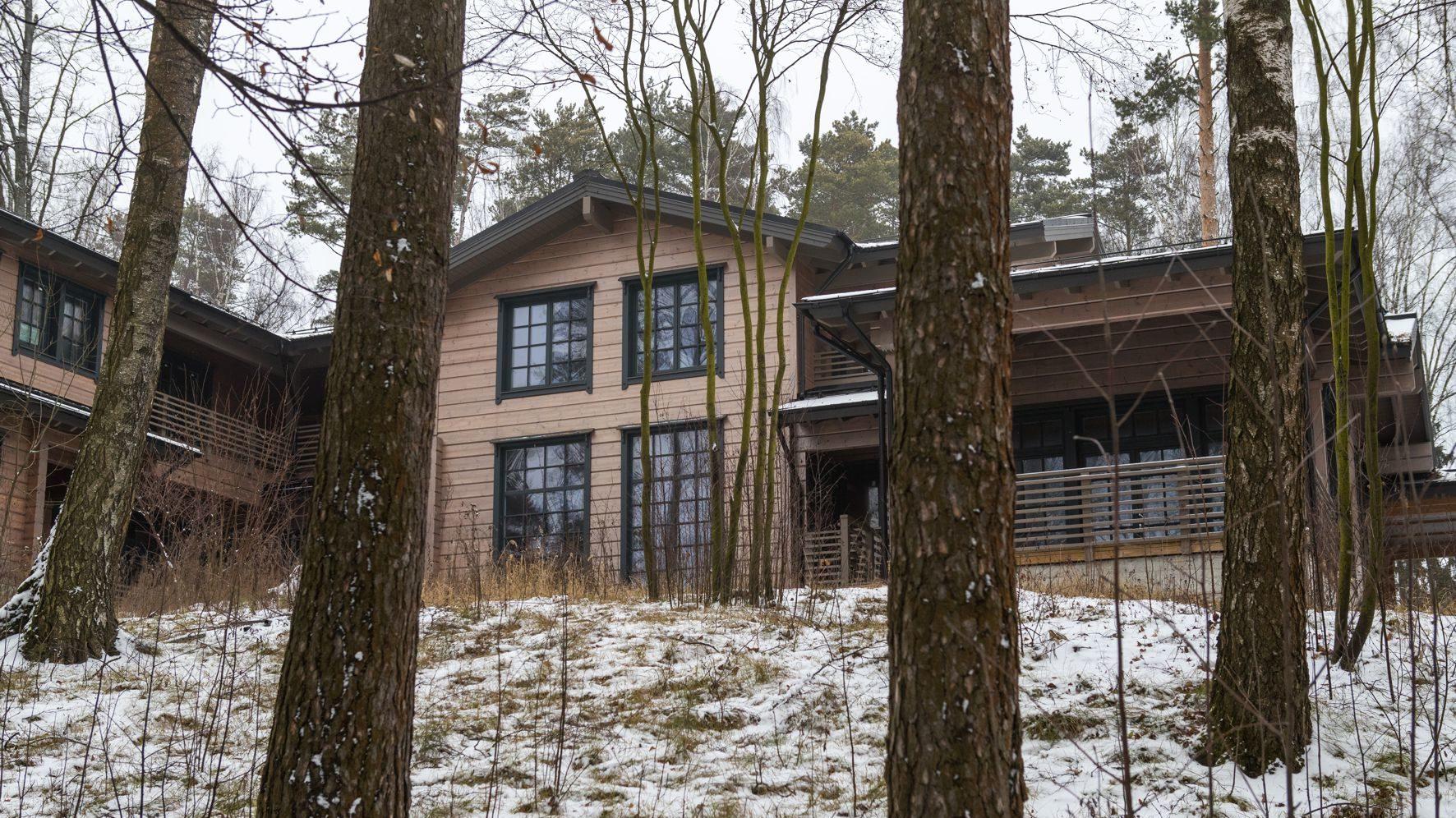 Резиденция в посёлке «Дачи HONKA» (Истринский район)