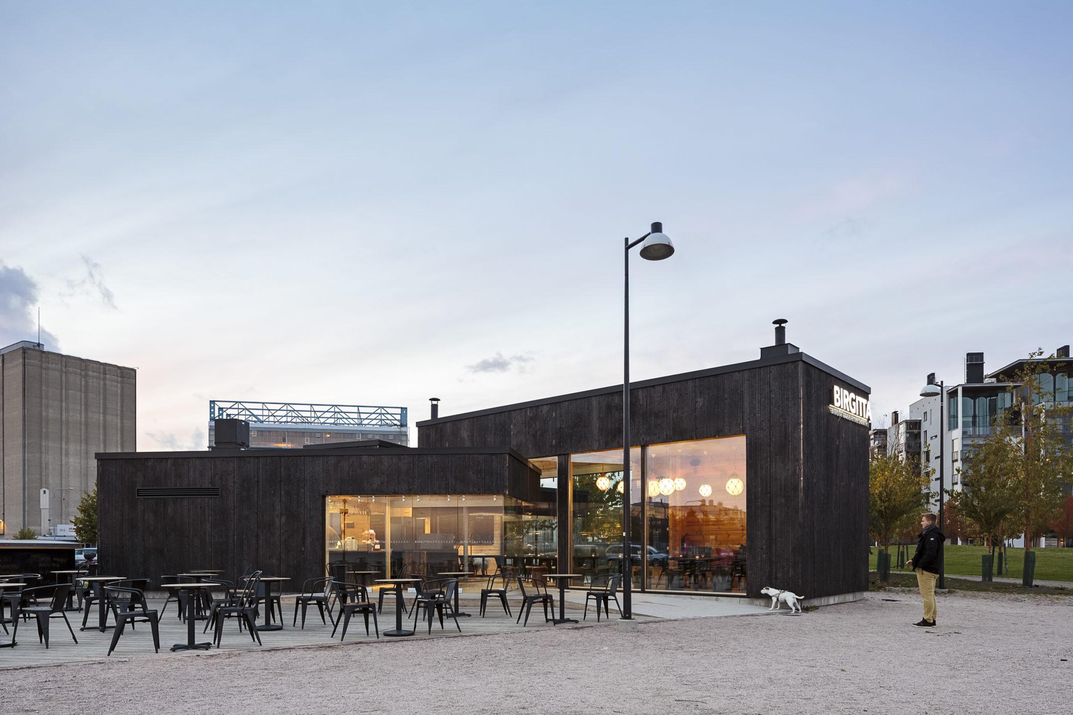 проект летнего кафе