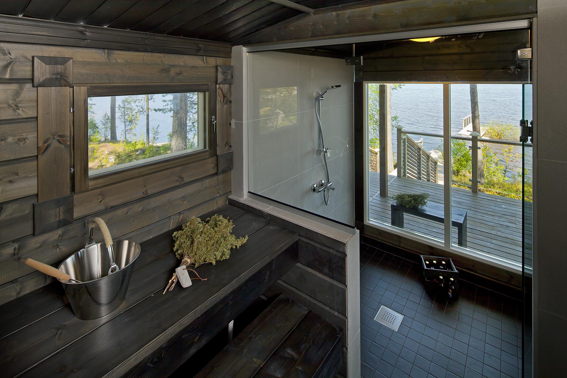 sauna дом HONKA Kippari