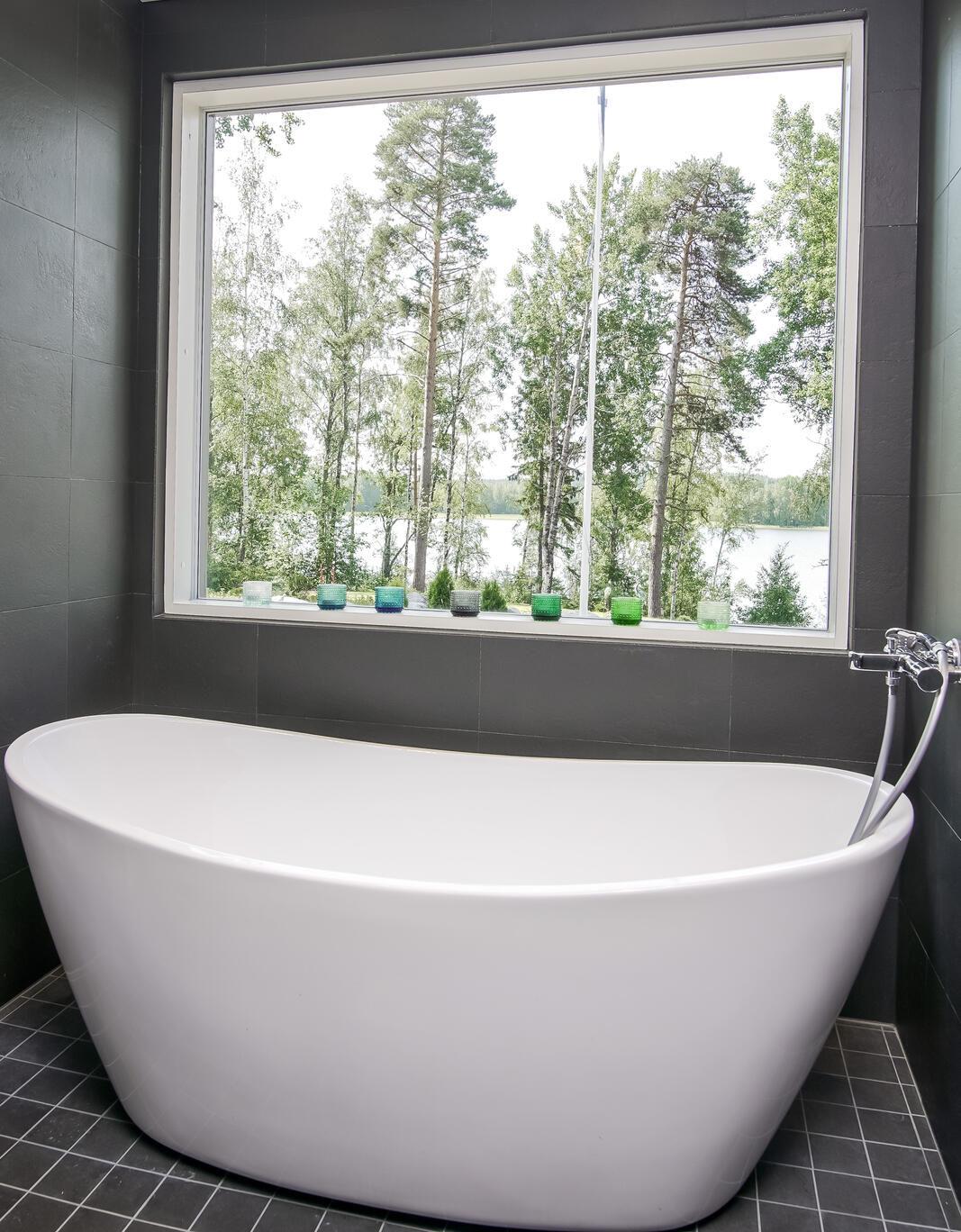 проект дома HONKA Sirius ванна