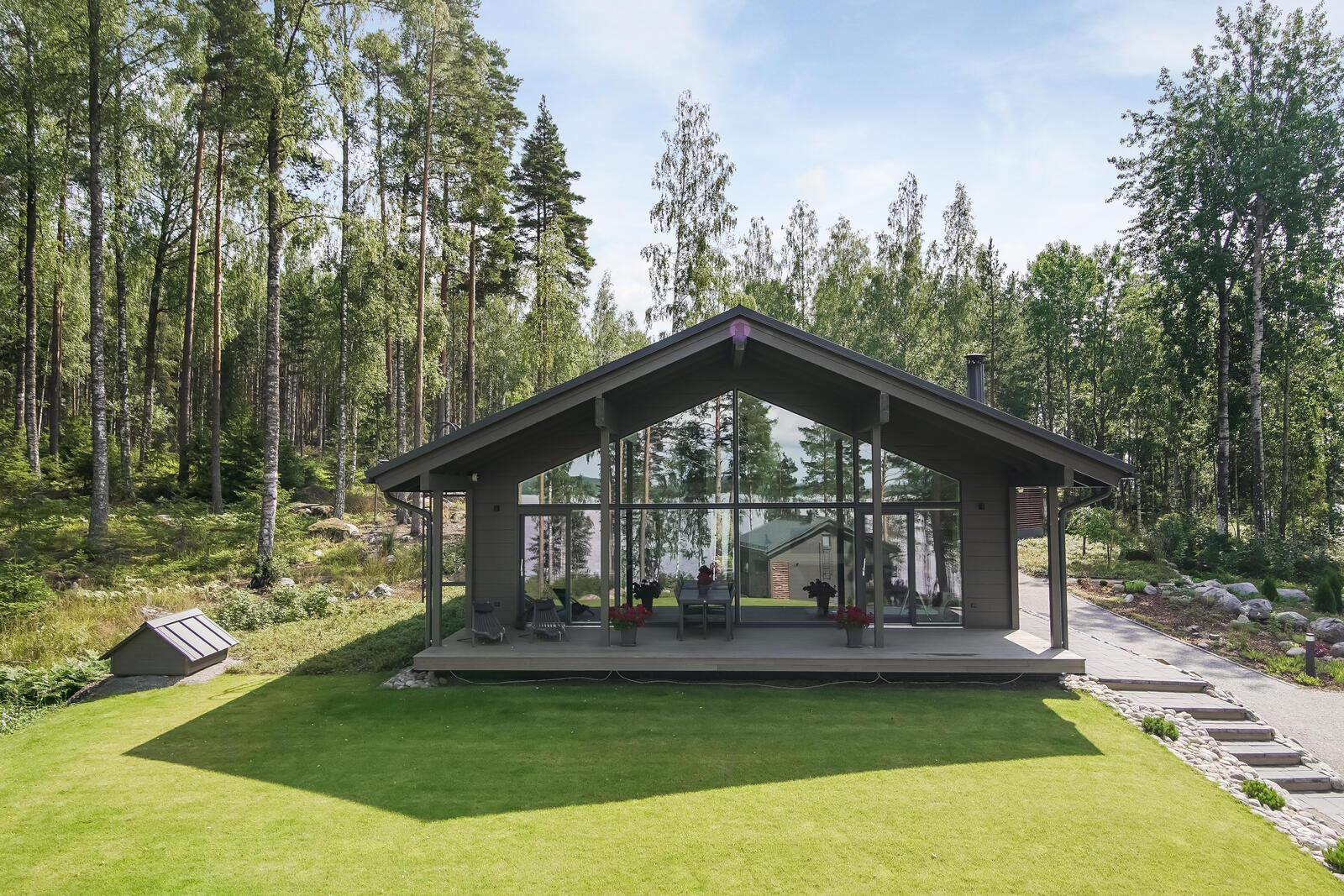 проект дома HONKA Sirius