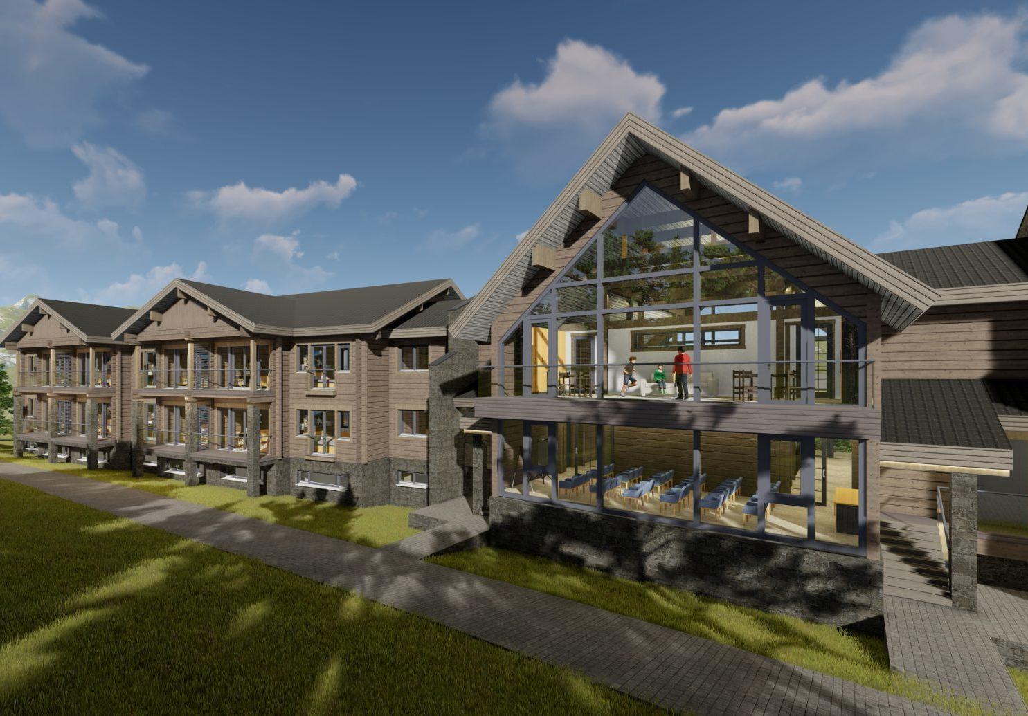 Завершаются работы по проектированию оздоровительного центра «Гранд-Крио Алтай» в Белокурихе