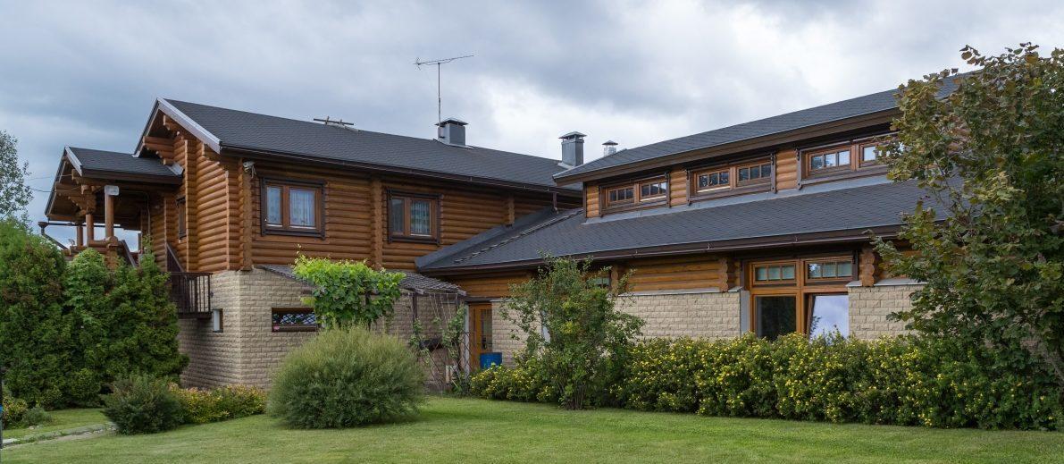 готовый дом с Подмосковье