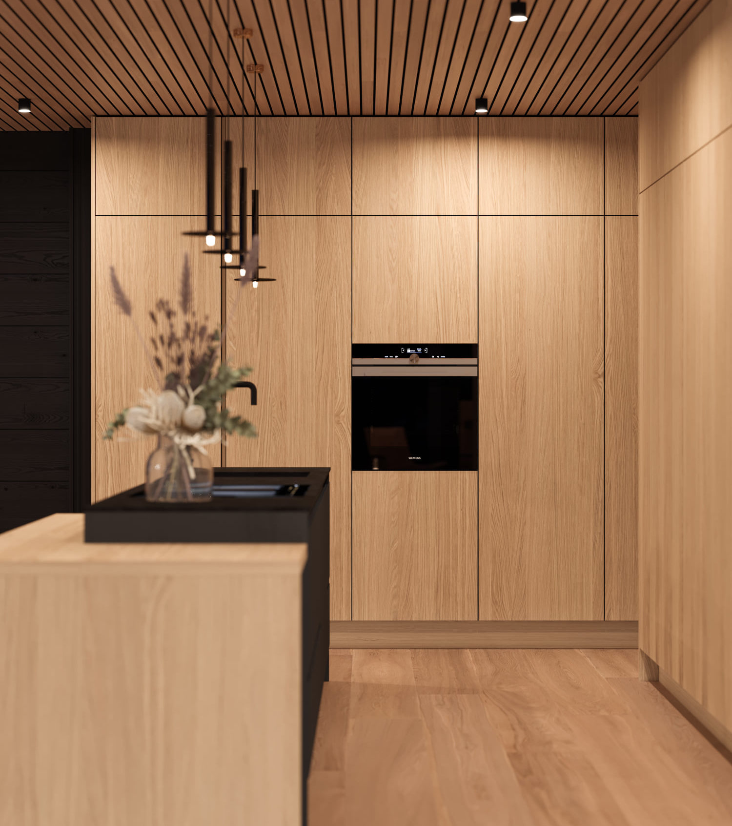 новые проекты Хонка кухня