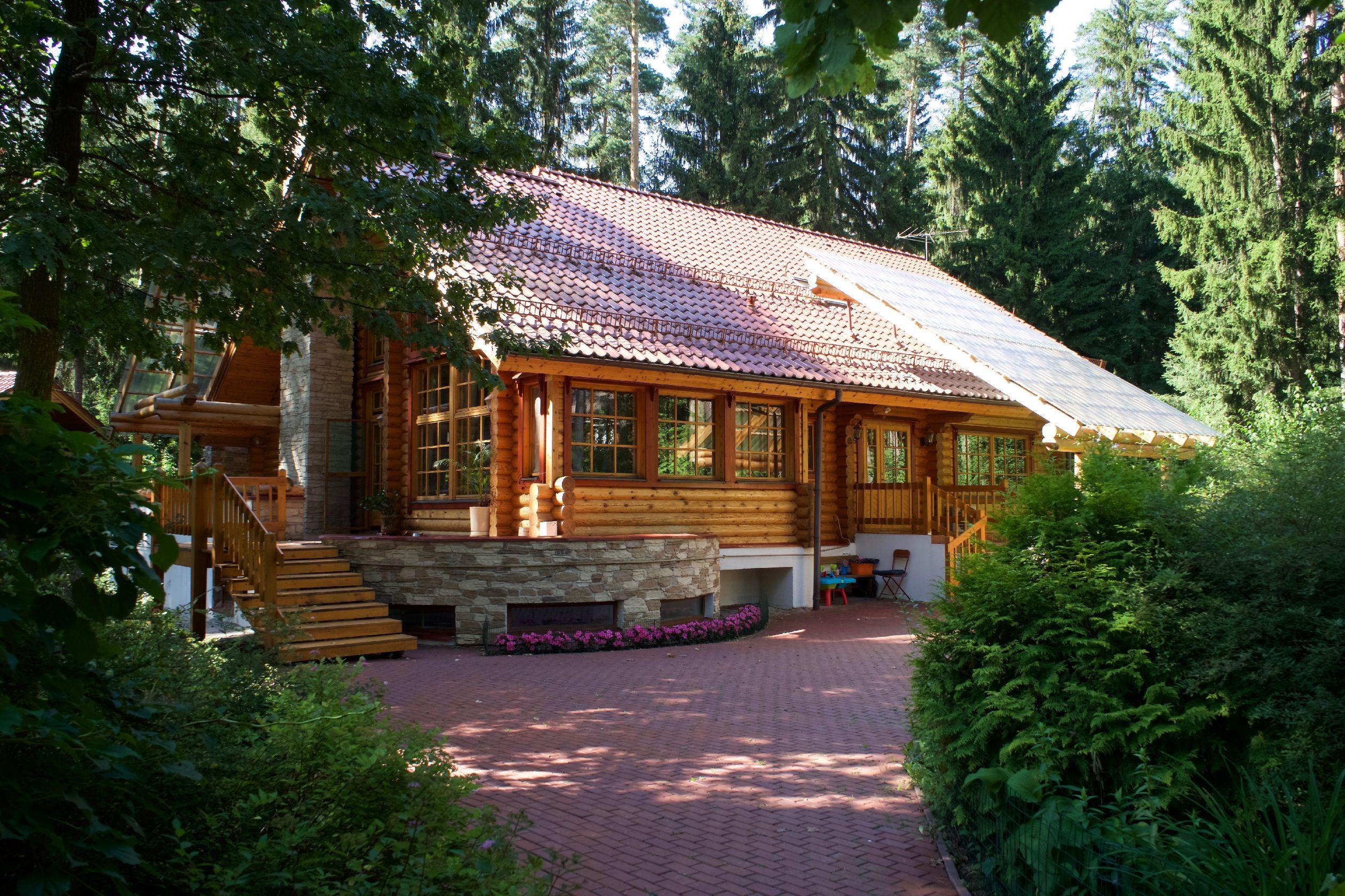Дом HONKA в КП «Новая Деревня»